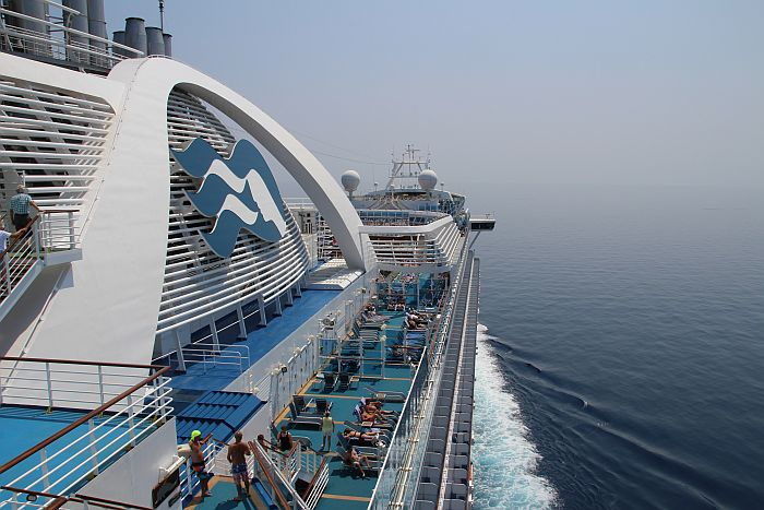 Ruby Princess reisverslag van cruise door de Middellandse Zee