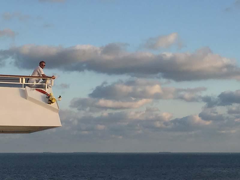 Crystal Symphony cruise schip reisverslag met fotos