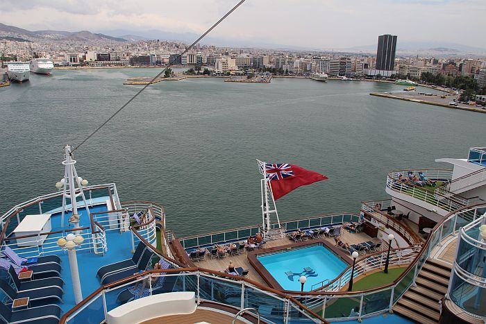 Fotos van Middellandse Zee cruise met Princess Cruises