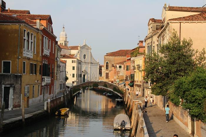 Ochtendwandeling door Venetië