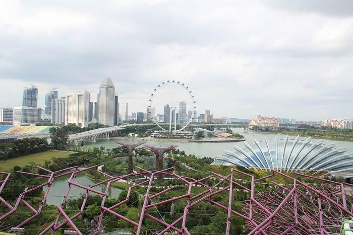 Impressies van Singapore