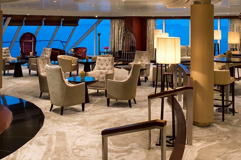 azamara pursuit cruise schip fotos