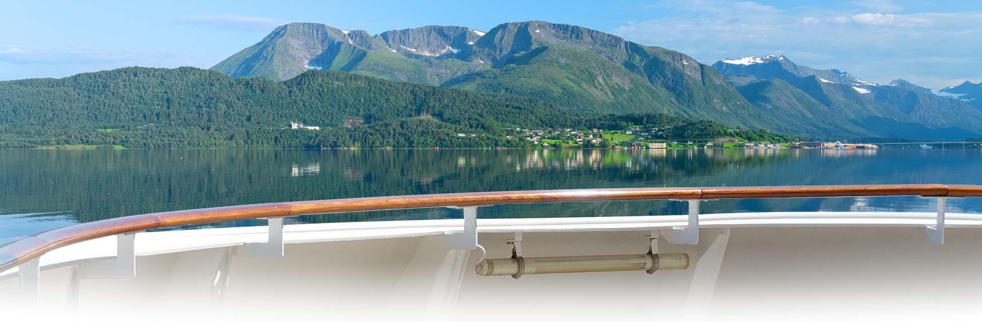cruise noorwegen noorse fjorden en de noordkaap