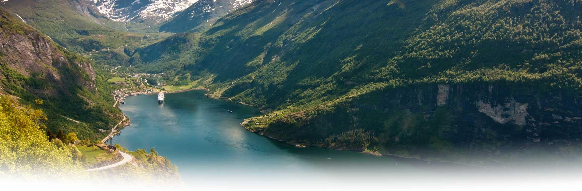 cruises noorwegen noorse fjorden en de noordkaap