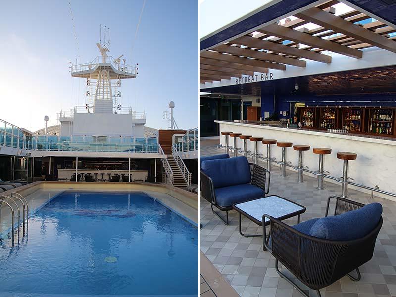reisverslag cruiseschip sky princess van princess cruises