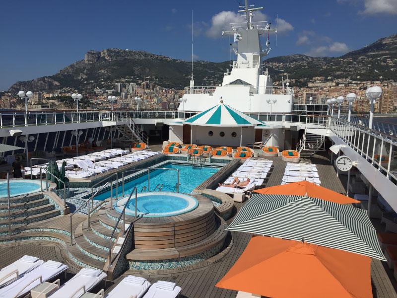 Vijf redenen om een cruise met Crystal Cruises te boeken