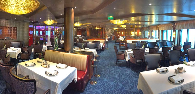 Holland America Line Nieuw Statendam Pinnacle Grill