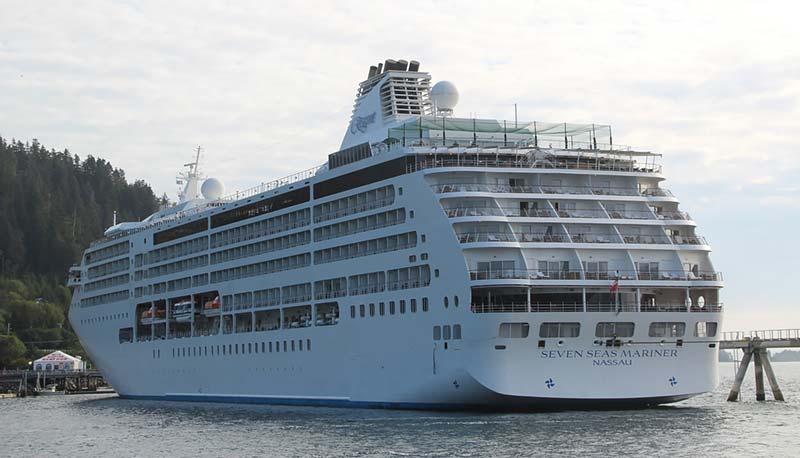 reisverslag van een prachtige all inclusive cruise naar alaska en canada met regent seven seas