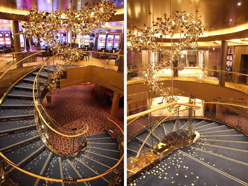 Holland America Line Nieuw Statendam Casino