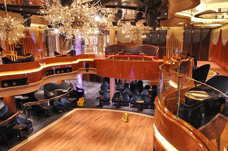 Holland America Line Nieuw Statendam Queen's Lounge