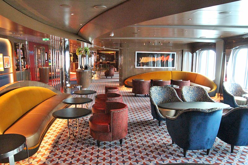 Holland America Line Nieuw Statendam Ocean Bar
