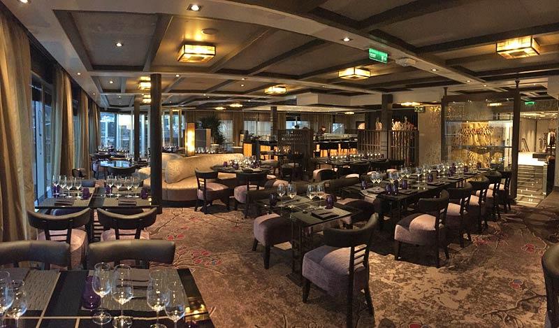 Holland America Line Nieuw Statendam Tamarind Aziatisch restaurant