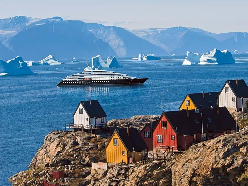 scenic eclipse luxe expedities en cruises met modern megajacht