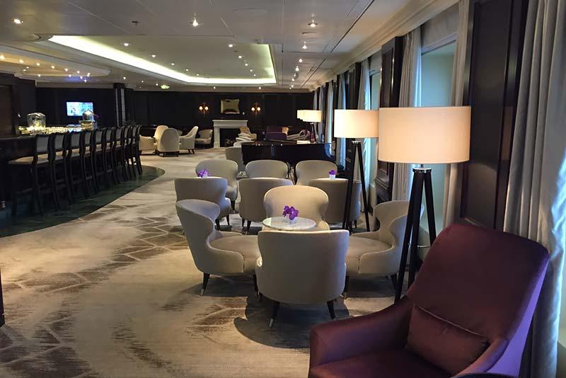 Azamara Club Cruises - The Den