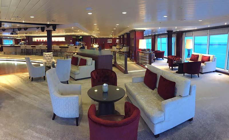 Azamara Club Cruises - The Living Room