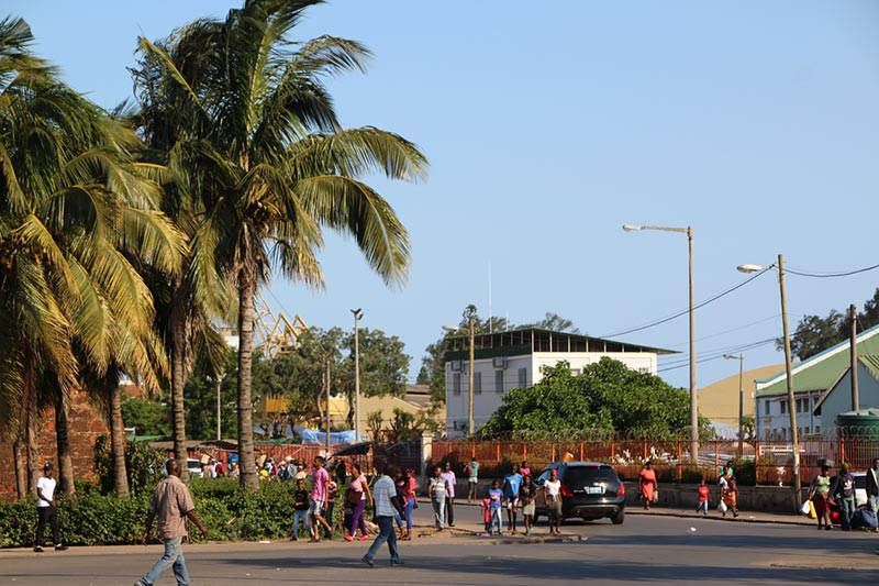 Maputo, Momzambique