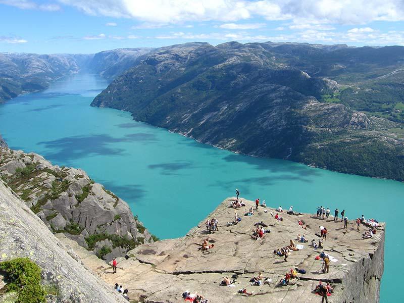Tips voor de mooiste cruise naar de noorse fjorden en noorwegen