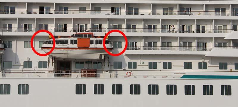 Hoe kies je de beste hut of suite op een cruiseschip