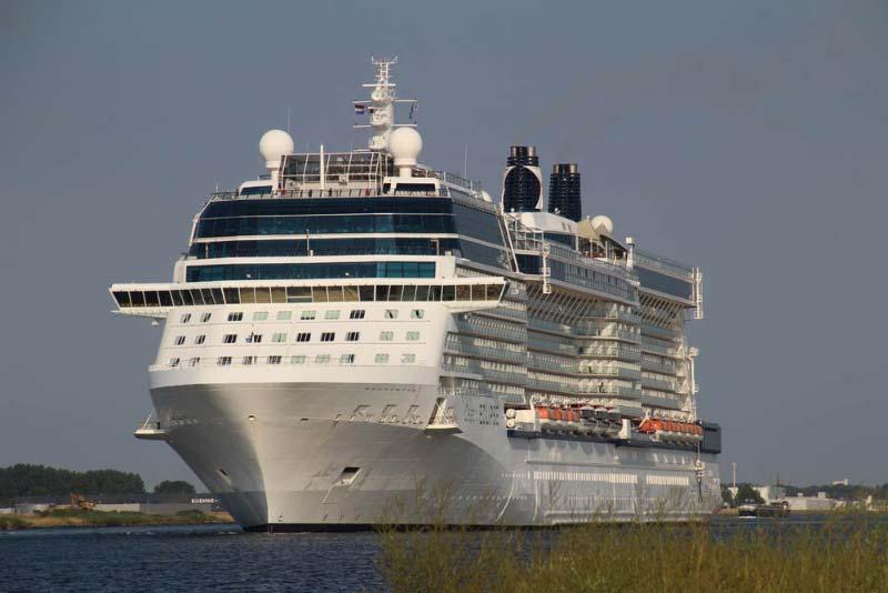 cruiseschip Celebrity Eclipse van Celebrity Cruises