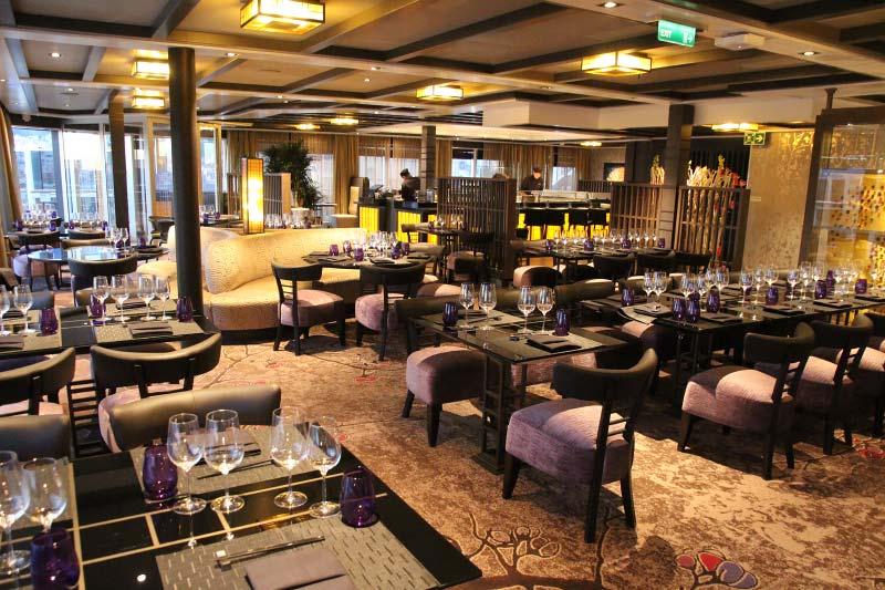 tamarind aziatisch restaurant nieuw statendam holland america line