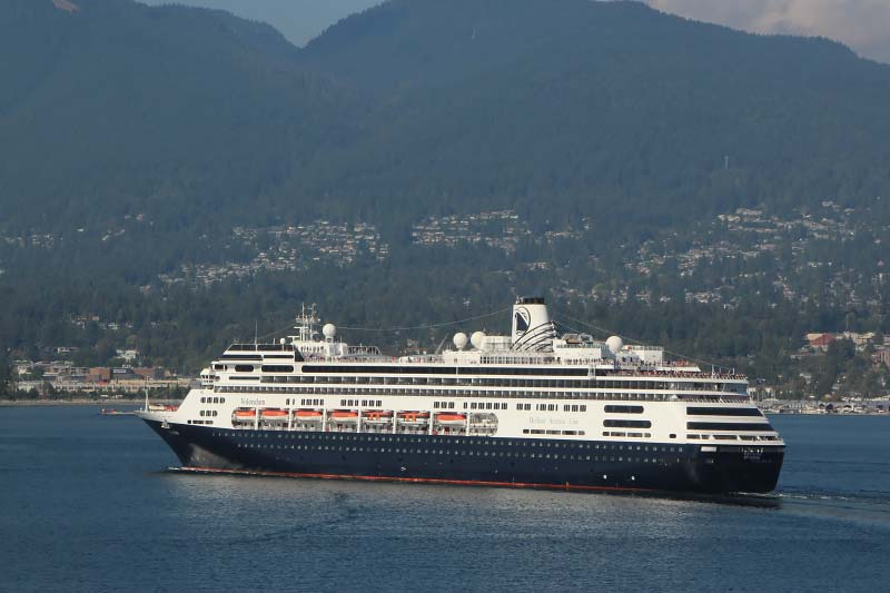 cruiseschip Volendam van Holland America Line