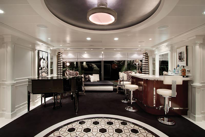 Marina Owner's Suite foyer - Oceania Cruises