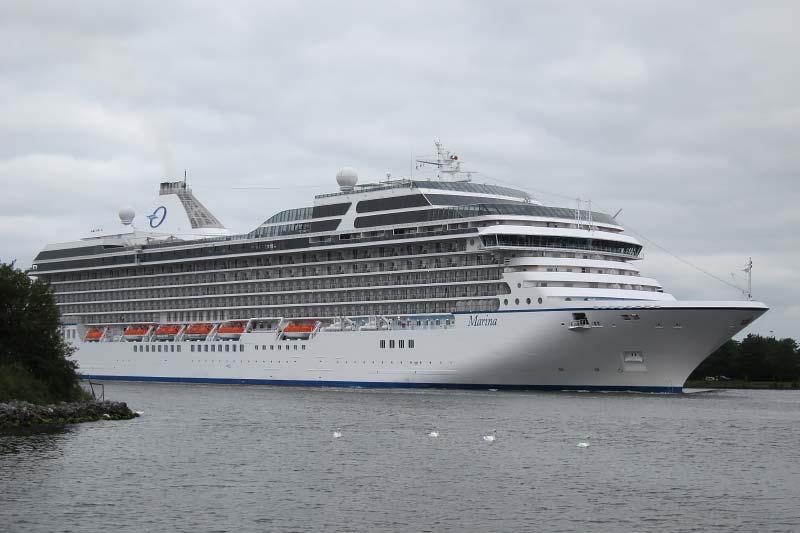 cruiseschip marina van oceania cruises