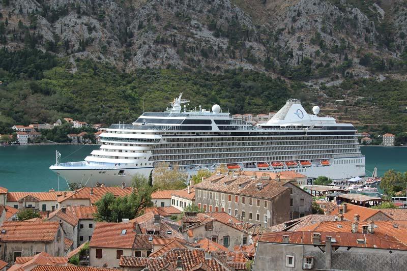 Oceania Cruises cruiseschip Marina