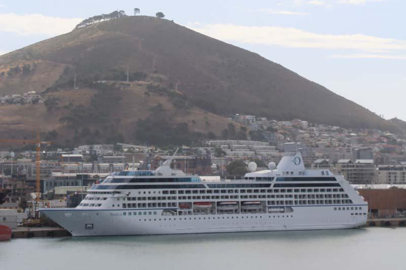 Oceania Cruises cruiseschip nautica