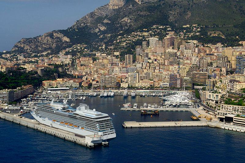 cruiseschip vista van oceania cruises