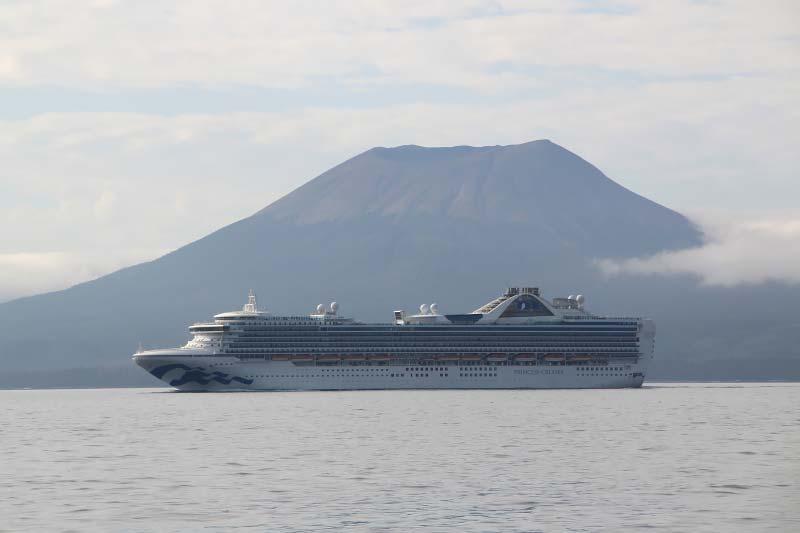 cruiseschip Grand Princess van Princess Cruises
