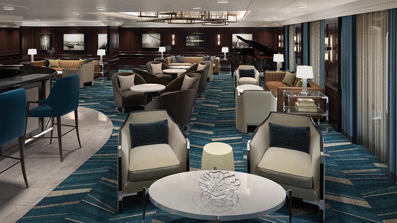 Oceania Cruises Regatta Insignia Nautica Martini Bar
