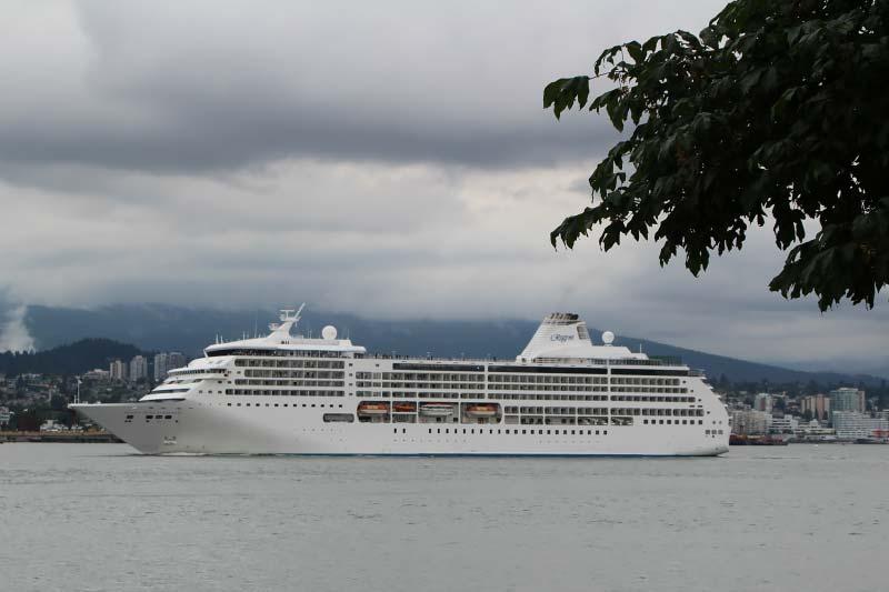 Cruiseschip Seven Seas Mariner   van Regent Seven Seas Cruises