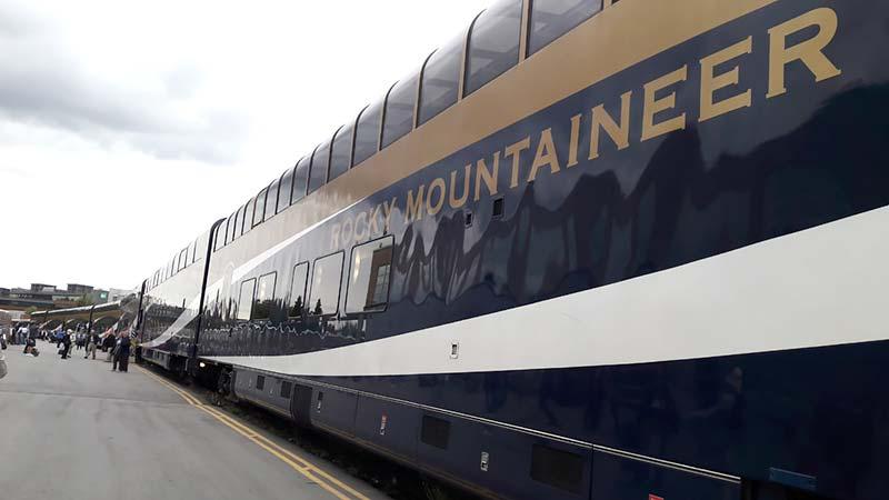 reisverslag rocky mountaineer canada treinreis van jasper naar vancouver