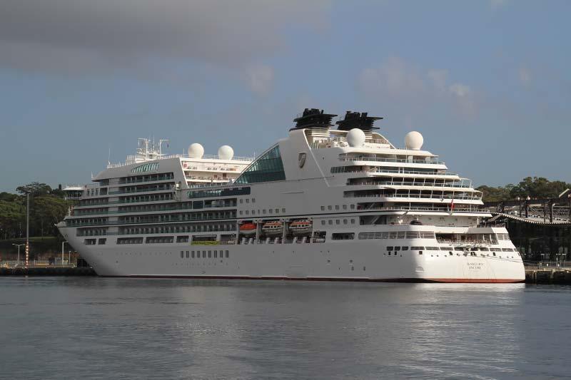 seabourn cruiseschip seabourn encore