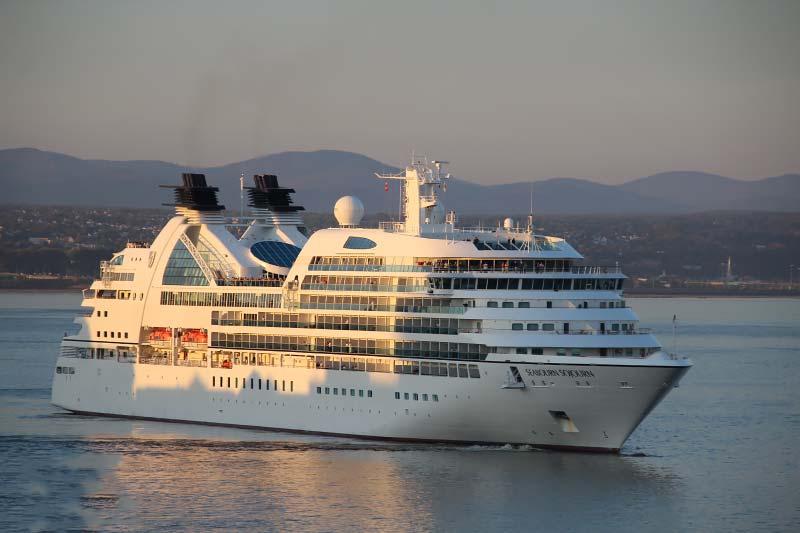 seabourn cruiseschip seabourn sojourn