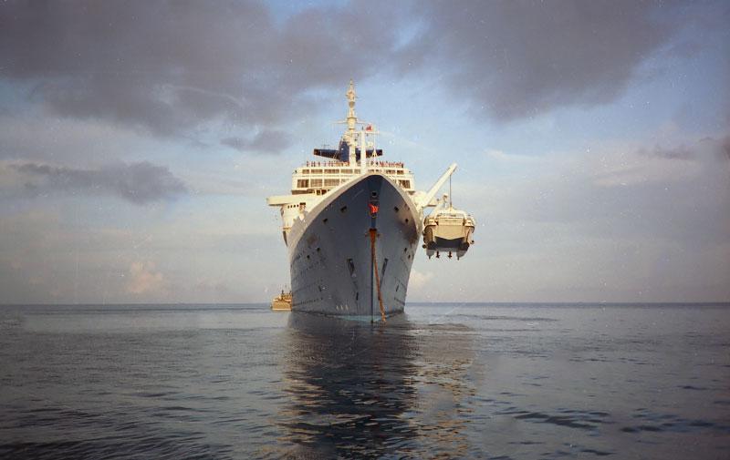 ss Norway cruiseschip Norwegian Cruise Line
