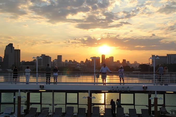 Reisverslag Zuid-Amerika cruise met Oceania Cruises