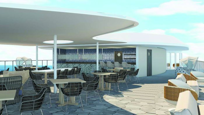 Celebrity Flora Galapagos cruises - Sky Suite