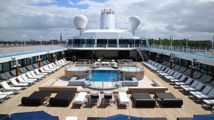 Insignia Oceania Cruises interieurfotos