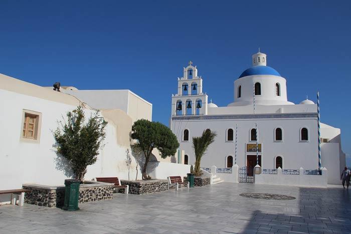 Foto's van Oia en Thera, Santorini