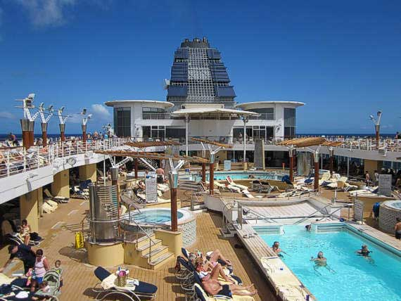 Celebrity Eclipse Ship Review - ShermansCruise