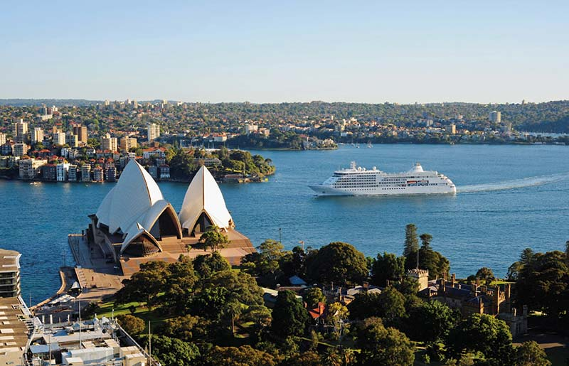 silver whisper silversea cruises wereldcruise 2020