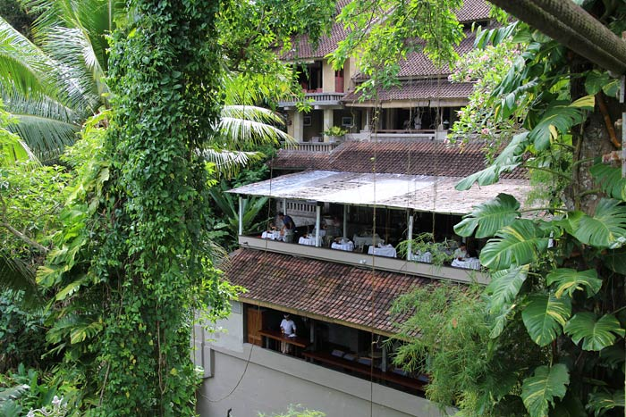 Restaurant Bridges Ubud
