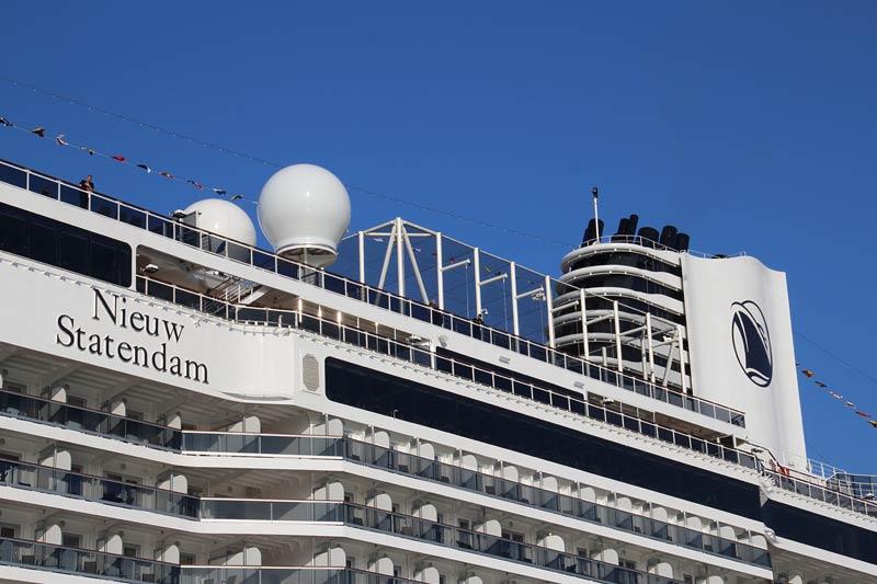 Reisverslag: de eerste cruise van Holland America Line's Nieuw Statendam