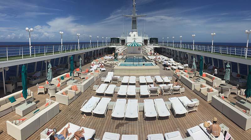 Reisverslag: de Caribbean met Crystal Cruises