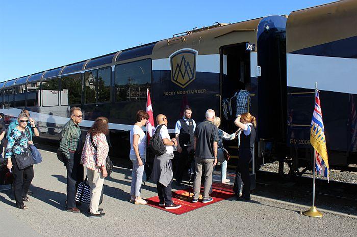 Reisverslag: met de Rocky Mountaineer trein door Canada