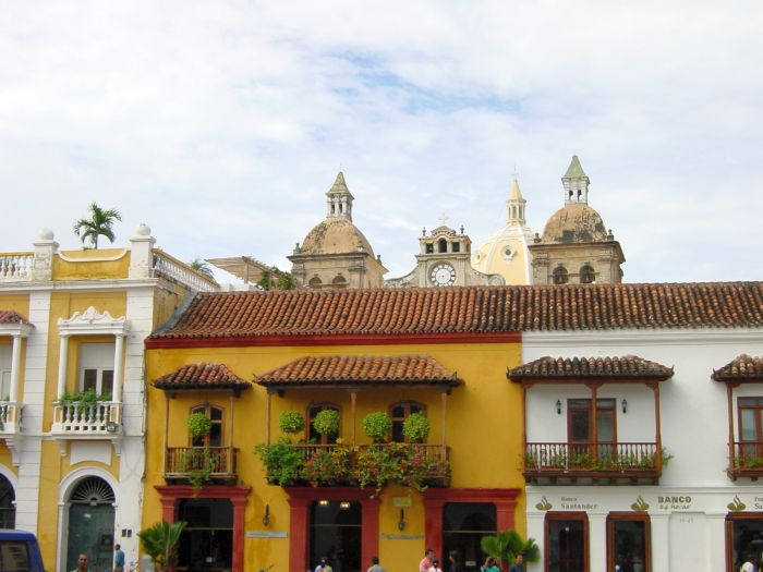 Avonturen in Cartagena Colombia