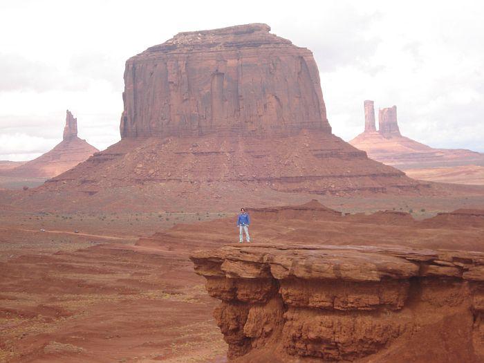 Monument Valley: een monument van een park!