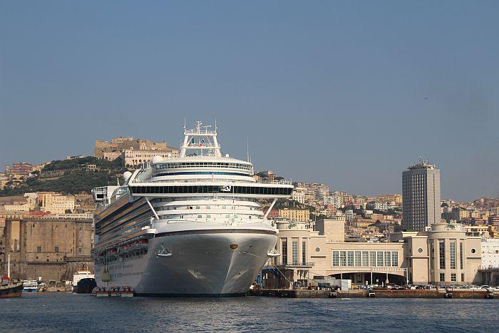 Reisverslag: een cruise in de Middellandse Zee met Princess Cruises